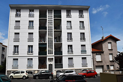 VENTE APPARTEMENT VIAGER OCCUPE CLERMONT-FERRAND